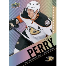 10 Corey Perry Base Set Tim Hortons 2015-2016 Collector's Series