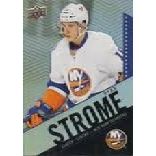 18 Ryan Strome Base Set Tim Hortons 2015-2016 Collector's Series
