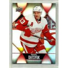 13 Pavel Datsyuk Base Set 2016-17 Tim Hortons