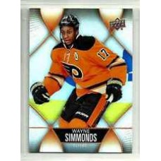 17 Wayne Simmonds Base Set 2016-17 Tim Hortons