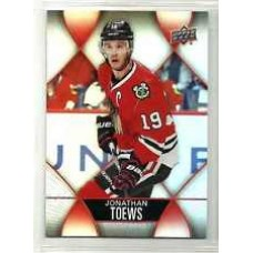19 Jonathan Toews Base Set 2016-17 Tim Hortons