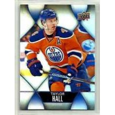 4 Taylor Hall Base Set 2016-17 Tim Hortons