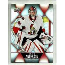 44 Craig Anderson Base Set 2016-17 Tim Hortons