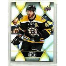 46 David Krejci Base Set 2016-17 Tim Hortons