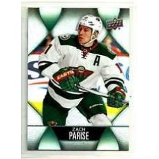48 Zach Parise Base Set 2016-17 Tim Hortons