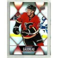 50 Johnny Gaudreau Base Set 2016-17 Tim Hortons