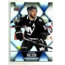 51 Frans Nielsen Base Set 2016-17 Tim Hortons