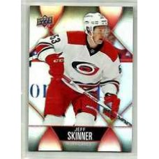 52 Jeff Skinner Base Set 2016-17 Tim Hortons