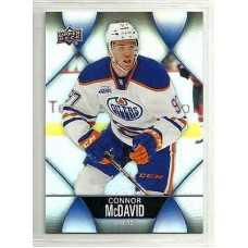 97 Connor McDavid Base Set 2016-17 Tim Hortons