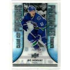 CC-13 Bo Horvat  Clear Cut Phenoms 2016-17 Tim Hortons