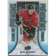 CC-3 Sam Bennett Clear Cut Phenoms 2016-17 Tim Hortons