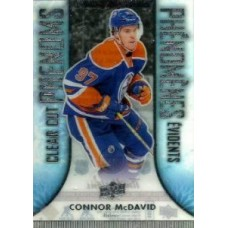 CC-6 Connor McDavid Clear Cut Phenoms 2016-17 Tim Hortons
