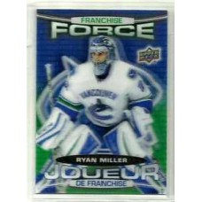FF-10 Ryan Miller Franchise Force 2016-17 Tim Hortons