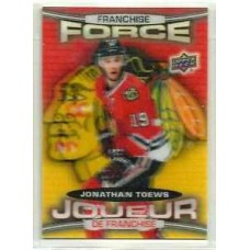 FF-2 Jonathan Toews Franchise Force 2016-17 Tim Hortons
