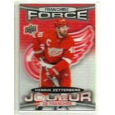 FF-3 Henrik Zetterberg  Franchise Force 2016-17 Tim Hortons