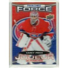 FF-5 Carey Price Franchise Force 2016-17 Tim Hortons