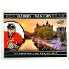 LL-4 Erik Karlsson Local Leaders 2016-17 Tim Hortons