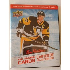 2016-17 Tim Hortons 5 Sets 149 Cards in Limited Collector's Album