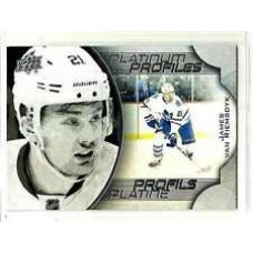 PP-10 James van Riemsdyk  Platinum Profiles 2016-17 Tim Hortons