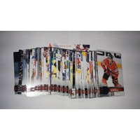 1-100 Complete Base Set 2017-18 Canadian Tire Upper Deck Team Canada