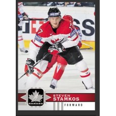 120 Steven Stamkos SP Base Short Prints 2017-18 Canadian Tire Upper Deck Team Canada