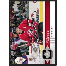 7 Jeff Carter Base Set 2017-18 Canadian Tire Upper Deck Team Canada