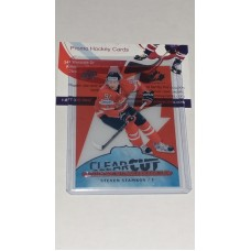POE-13 Steven Stamkos Clear Cut Program of Excellence 2017-18 Canadian Tire Upper Deck Team Canada