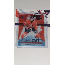 POE-15 John Tavares Clear Cut Program of Excellence 2017-18 Canadian Tire Upper Deck Team Canada