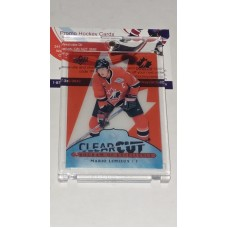 POE-21 Mario Lemieux Clear Cut Program of Excellence 2017-18 Canadian Tire Upper Deck Team Canada