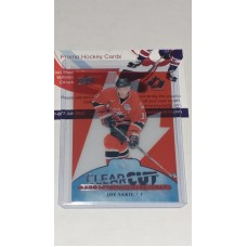 POE-24 Joe Sakic Clear Cut Program of Excellence 2017-18 Canadian Tire Upper Deck Team Canada