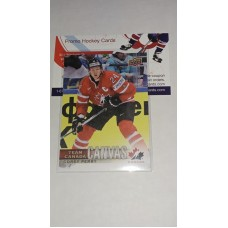 TCC-11 Corey Perry Canvas 2017-18 Canadian Tire Upper Deck Team Canada