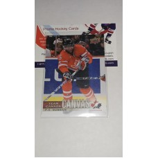TCC-15 P.K. Subban Canvas 2017-18 Canadian Tire Upper Deck Team Canada