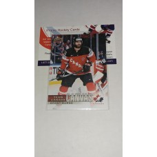 TCC-2 Brent Burns Canvas 2017-18 Canadian Tire Upper Deck Team Canada