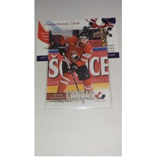 TCC-4 Taylor Hall Canvas 2017-18 Canadian Tire Upper Deck Team Canada