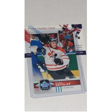 129 Ryan Getzlaf UD Exclusives Silver #/100 2017-18 Canadian Tire Upper Deck Team Canada