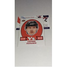 VS-3 Artemi Panarin - Team Russia 2017-18 Canadian Tire Upper Deck Team Canada