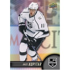 11 Anze Kopitar Base Set 2017-18 Tim Hortons UD Upper Deck
