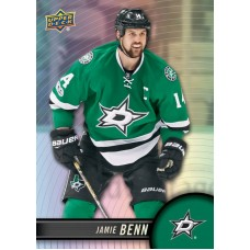 14 Jamie Benn Base Set 2017-18 Tim Hortons UD Upper Deck