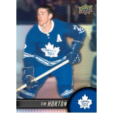 1 Tim Horton Base Set 2017-18 Tim Hortons UD Upper Deck