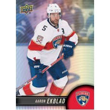 5 Aaron Ekblad Base Set 2017-18 Tim Hortons UD Upper Deck