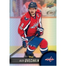 8 Alex Ovechkin Base Set 2017-18 Tim Hortons UD Upper Deck