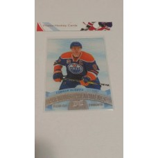 CCP-1 Connor McDavid Clear Cut Pheneoms Insert Set 2017-18 Tim Hortons UD Upper Deck