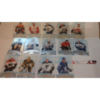 CCP-1-14 Complete Clear Cut Pheneoms Insert Set 2017-18 Tim Hortons UD Upper Deck