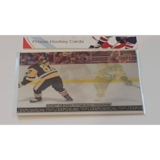 TE-1 Sidney Crosby Triple Exposure Insert Set 2017-18 Tim Hortons UD Upper Deck