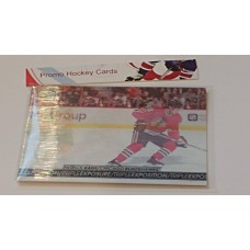 TE-10 Patrick Kane Triple Exposure Insert Set 2017-18 Tim Hortons UD Upper Deck