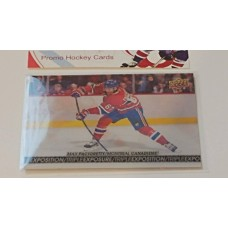 TE-3 Max Pacioretty Triple Exposure Insert Set 2017-18 Tim Hortons UD Upper Deck