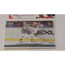 TE-4 Jamie Benn Triple Exposure Insert Set 2017-18 Tim Hortons UD Upper Deck