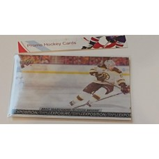 TE-7 Brad Marchand Triple Exposure Insert Set 2017-18 Tim Hortons UD Upper Deck