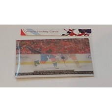 TE-8 Alex Ovechkin Triple Exposure Insert Set 2017-18 Tim Hortons UD Upper Deck