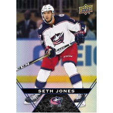 27 Seth Jones Base Card 2018-19 Tim Hortons UD Upper Deck